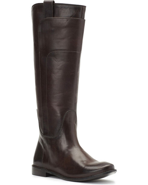 Frye Women's Smoke Paige Tall Riding Boots - Round Toe , , hi-res