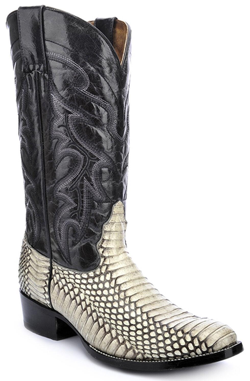Circle G Cobra Cowboy Boots - Round Toe, , hi-res