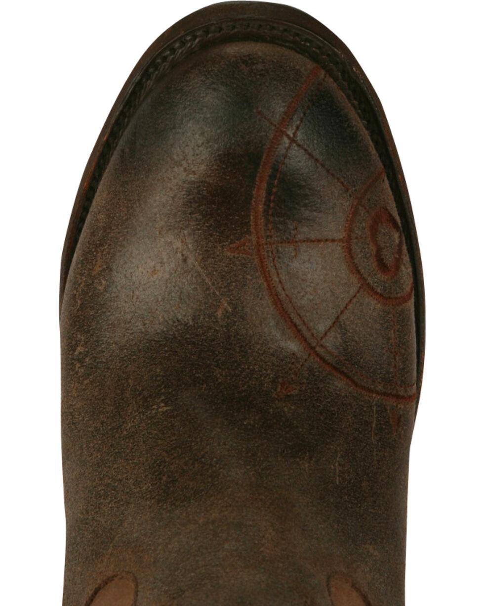 Junk Gypsy by Lane Women's Brown Wanderlust Boots - Round Toe , Brown, hi-res