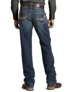 Ariat M4 Rockridge Low Rise Jeans - Boot Cut - Big and Tall, , hi-res