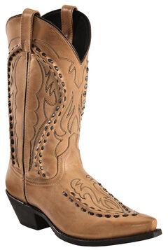 Laredo Men's Laramie Western Boots - Snip Toe, , hi-res