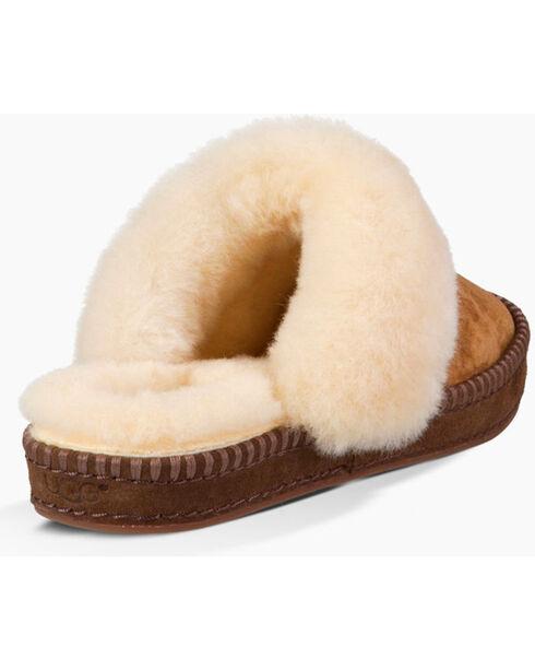 UGG Women's Chestnut Aira Slippers , Chestnut, hi-res