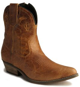 Women's Short Boots & Booties - Country Outfitter