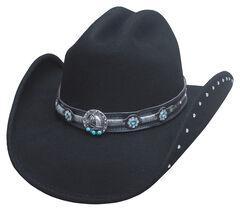 Bullhide Desperate Ride Hat, , hi-res