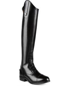 Ariat Women's Quantum Crowne Pro Field Zip Riding Boots, , hi-res
