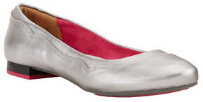 Ariat Women's Audrey Warm Stone Flats, Silver, hi-res