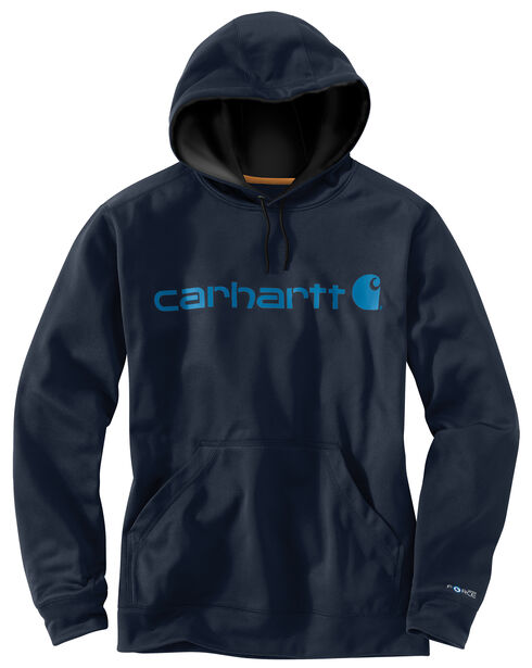 Carhartt Extremes® Force Signature Graphic Hooded Sweatshirt, , hi-res