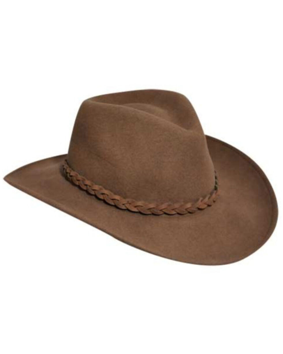 Wind River by Bailey Switchback Pecan Outback Hat, Pecan, hi-res