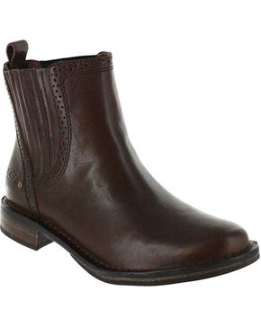 UGG® Women's Caraby Boots, Chocolate, hi-res