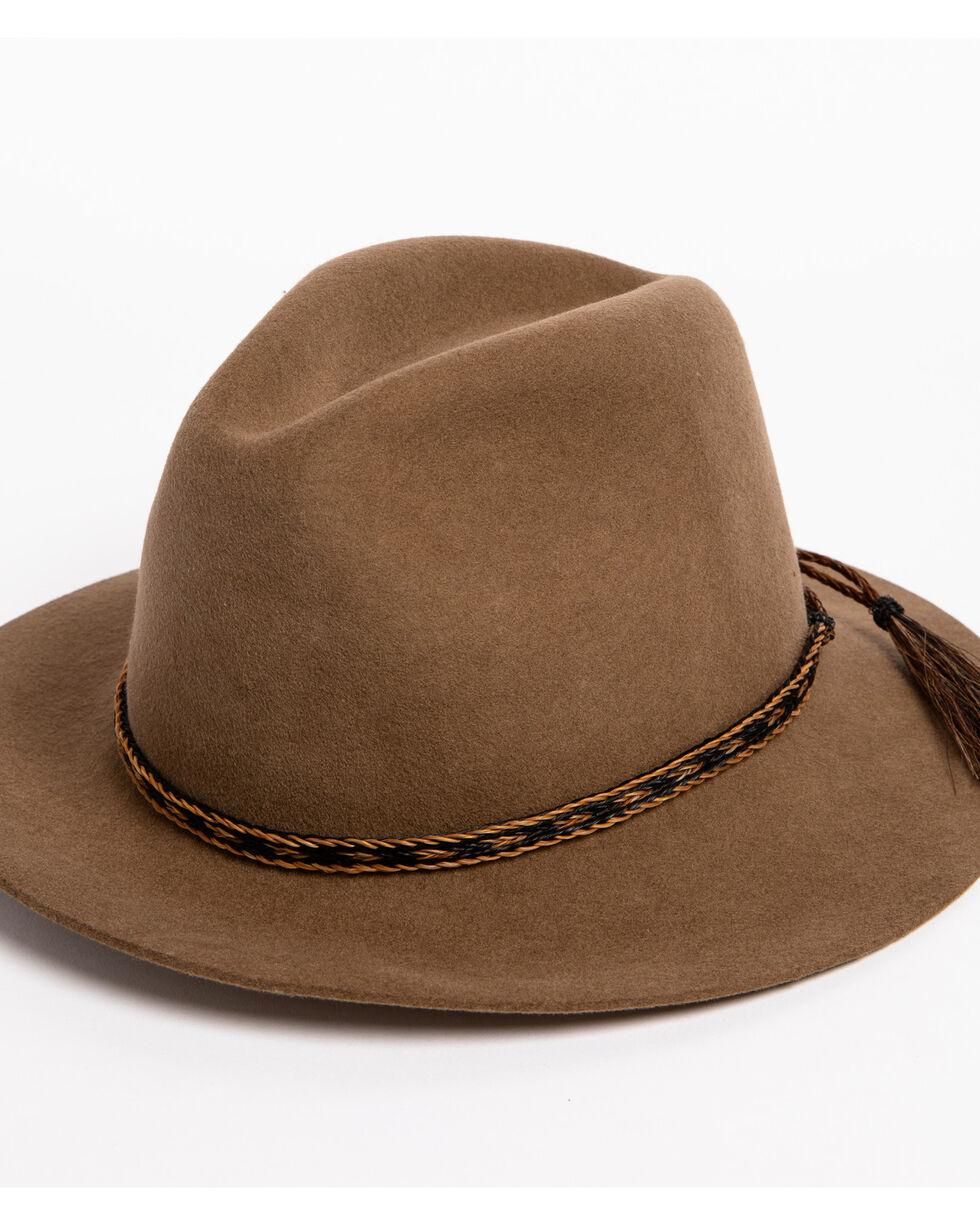 ále by Alessandra Women's Cavalo Felt Hat , Dark Brown, hi-res