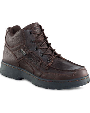Irish Setter by Red Wing Shoes Men's Countrysider Chukka Boots - Moc Toe , Brown, hi-res