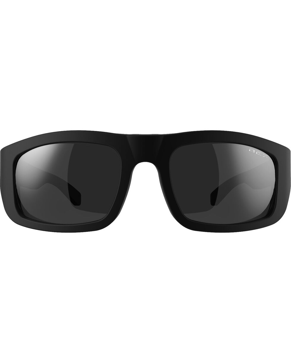 Bex Men's Ghavert Polarized Black/Grey Sunglasses, Grey, hi-res