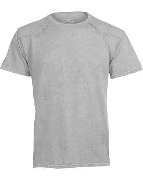 Cody James Men's Distressed Wash T-Shirt, Grey, hi-res