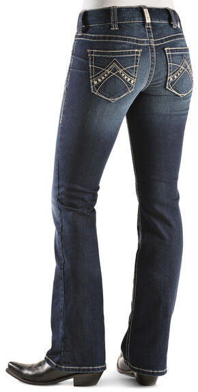 Ariat Real Denim Spitfire Bootcut Riding Jeans, Denim, hi-res