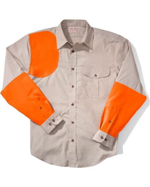 Filson Men's Lightweight Right Handed Shooting Shirt, Multi, hi-res