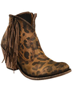 Liberty Black Vegas Faggio Women's Boots - Round Toe, , hi-res
