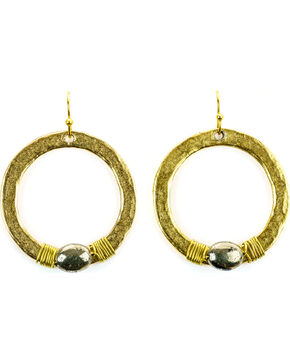 Julio Designs Marfa Earrings, Gold, hi-res