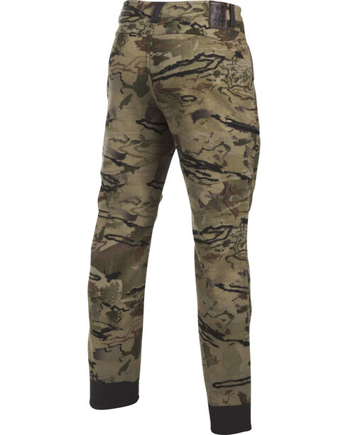 Under Armour Men's Ridge Reaper Mid Season Wool Pants, Camouflage, hi-res