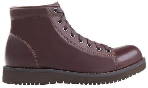 Eastland Men's Dark Walnut Aiden Lace Up Boots , Brown, hi-res
