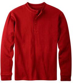 Mountain Khakis Men's Engine Red Trapper Henley Shirt, , hi-res