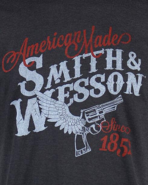 Smith & Wesson Men's American Made Gun Tee, Black, hi-res