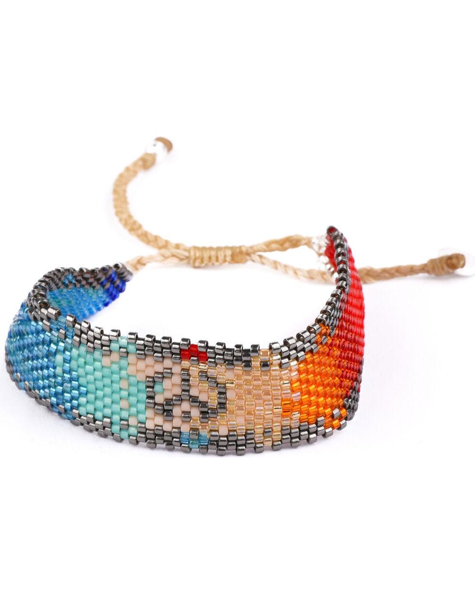 Kutula Kiss Women's Small Optic Rainbow Bracelet , Multi, hi-res