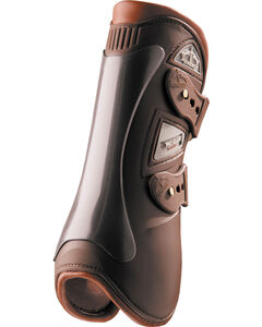 Veredus Baloubet Pro Classic Open Front Brown Boots, , hi-res