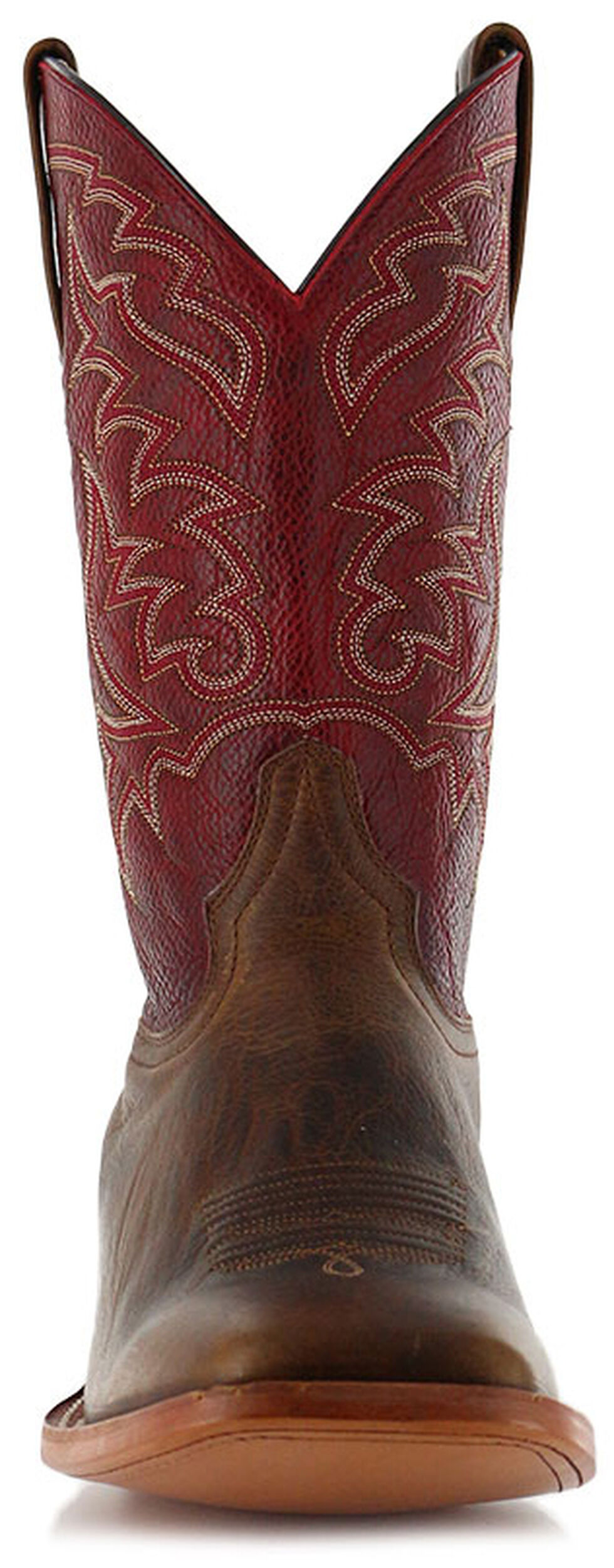 Moonshine Spirit Men's Western Boots - Square Toe, Brown, hi-res