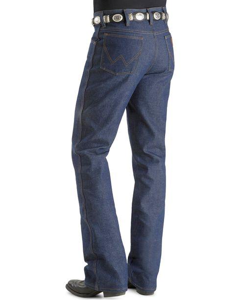 "Wrangler Jeans - 945 Regular Fit Rigid Boot Cut - 38"" Tall Inseam, Indigo, hi-res"
