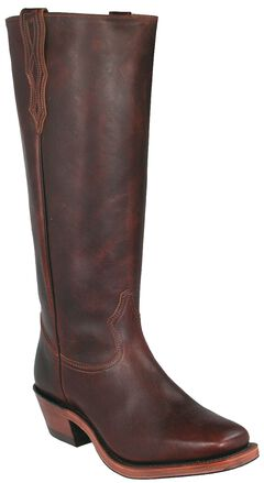 Boulet Shooter Cowboy Boots - Square Toe, , hi-res