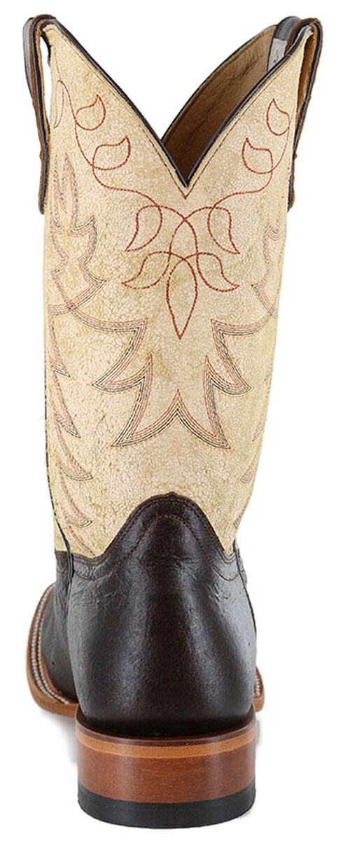 Cody James Men's Krakatoa Arena Western Boots - Square Toe, Brown, hi-res