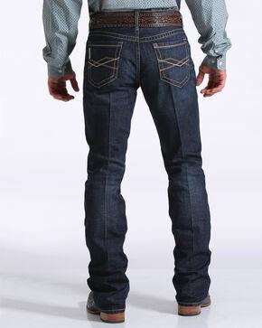 Cinch Men's Indigo Ian Mid-Rise Jeans - Boot Cut , Indigo, hi-res