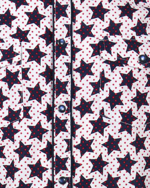 Rock Roll n Soul Men's Star Man Long Sleeve Shirt, Navy, hi-res