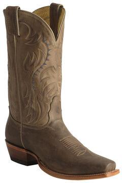 Nocona Legacy Vintage Cowboy Boots - Snoot Toe, , hi-res