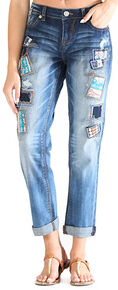 Women's Straight Leg Jeans - Country Outfitter