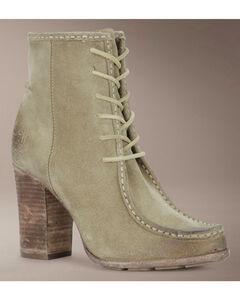 Frye Parker Moc Short Lace-Up Boots, , hi-res