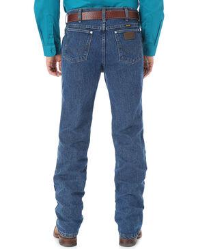 Wrangler Cool Vantage 47 Dark Stonewash Jeans - Slim Fit - Big and Tall, Dark Stone, hi-res