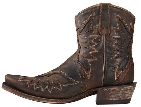 Ariat Brown Women's Andalusia Santos Boots - Snip Toe, Brown, hi-res