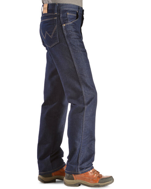 Wrangler Jeans - Rugged Wear Classic Fit Stretch, Indigo, hi-res