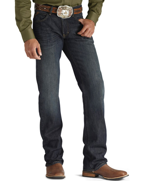 Ariat Denim Jeans - M5 Dusty Road Straight Leg - Big & Tall, , hi-res