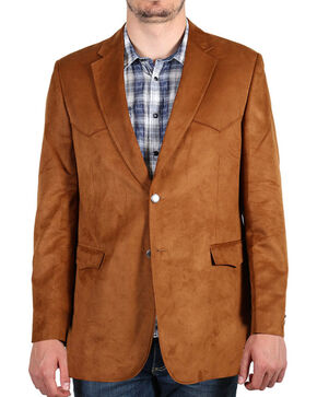 Cody James Men's Brown Sport Coat , Brown, hi-res