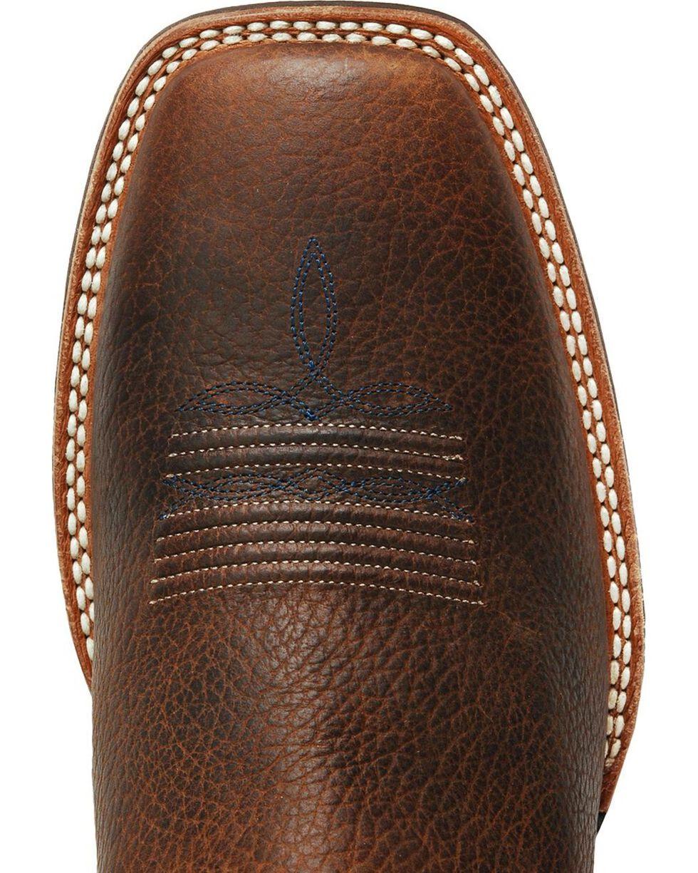 Ariat Quickdraw Cowboy Boots, Brown, hi-res
