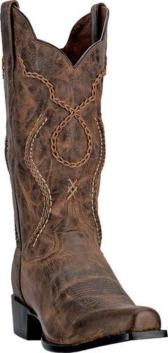 Dan Post Albany Laced Cowboy Boots, , hi-res