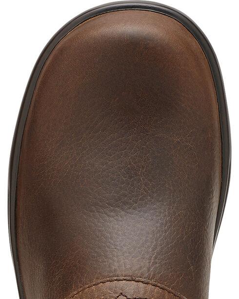 Ariat Women's Santa Cruz Leather Clogs, Walnut, hi-res