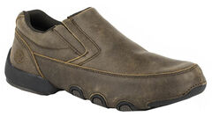 Roper Men's Country Cruisers Driving Moc Shoes, , hi-res