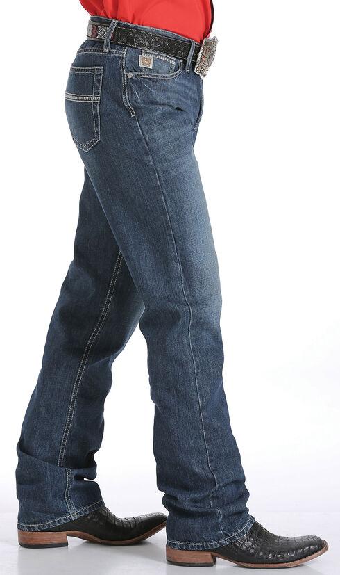 Cinch Men's Indigo Grant Mid-Rise Jeans - Boot Cut, Indigo, hi-res