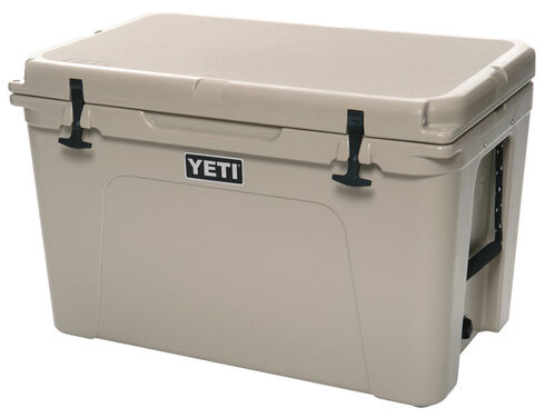 YETI Coolers Tundra 105 Tan Cooler, Tan, hi-res