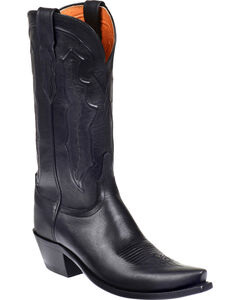 Lucchese Grace Ranch Hand Western Boots - Square Toe  , , hi-res