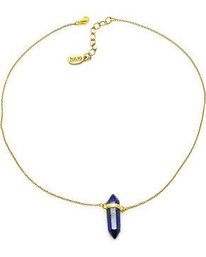 Julio Designs Acrobat Necklace, Blue, hi-res