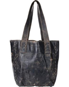 Bed Stu Women's Stevie Tote Bag, Black, hi-res